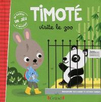 Timoté visite le zoo