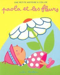 Paola et les fleurs