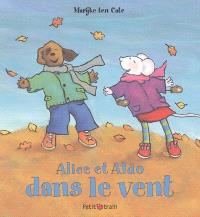 Alice et Aldo dans le vent