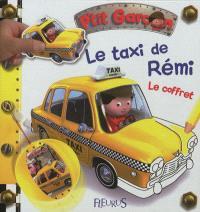 Le taxi de Rémi : le coffret