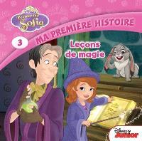 Princesse Sofia. Volume 3, Leçons de magie