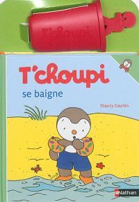 T'choupi, pack en 2 volumes