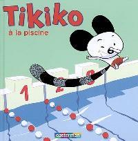 Tikiko. Volume 6, Tikiko à la piscine