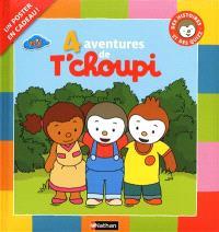 4 aventures de T'choupi