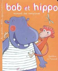 Bab et Hippo miment des comptines