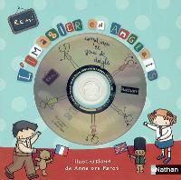 Comptines et jeux de doigts. Volume 2006, L'imagier en anglais