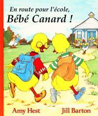 En route pour l'école, Bébé Canard !