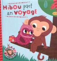 Hibou part en voyage