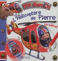 L'hélicoptère de Pierre : le coffret