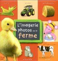 L'imagerie photos de la ferme : avec Moustilou la souris