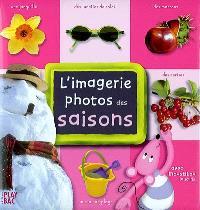 L'imagerie photos des saisons : avec Moustilou la souris