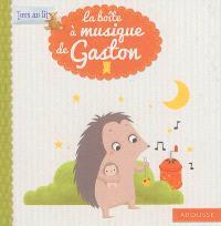 La boîte à musique de Gaston