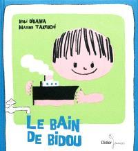 Le bain de Bidou