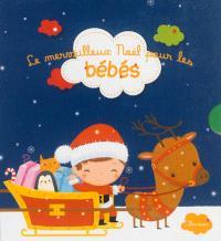 Le merveilleux Noël pour les bébés