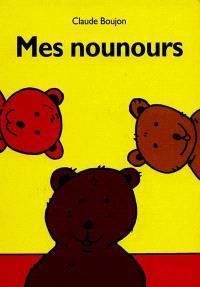 Mes nounours