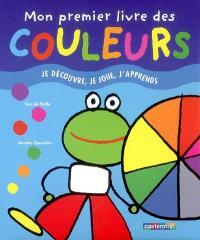 Mon premier livre des couleurs : je découvre, je joue, j'apprends