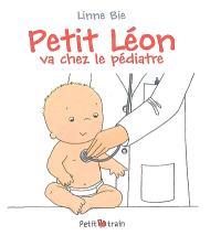 Petit Léon va chez le pédiatre