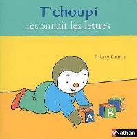 T'choupi reconnaît les lettres