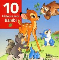 10 histoires avec Bambi