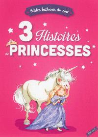3 histoires de princesses