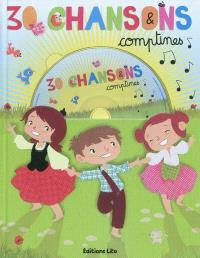 30 chansons & comptines