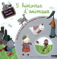 5 histoires d'animaux