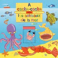 A cache-cache avec les animaux de la mer