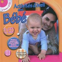 Activités d'éveil avec bébé