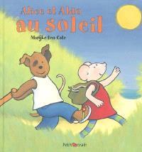 Alice et Aldo au soleil