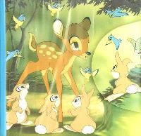 Bambi : valimousse