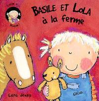 Basile et Lola à la ferme