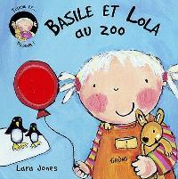 Basile et Lola au zoo