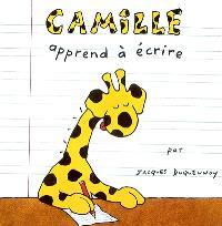 Camille. Volume 2004, Camille apprend à écrire