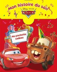 Cars : ma pochette cadeau