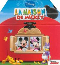 Coffret mon histoire du soir : la maison de Mickey