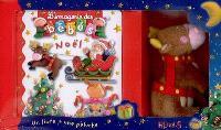 Coffret Noël : un livre et une peluche