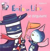 Emile et Lilou. Volume 8, Emile et Lilou se déguisent