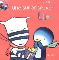 Emile et Lilou. Volume 2, Une surprise pour Lilou