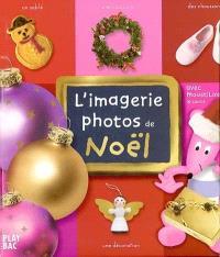L'imagerie photos de Noël : avec Moustilou la souris