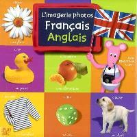 L'imagerie photos français-anglais : avec Moustilou la souris