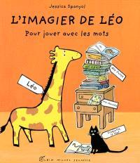L'imagier de Léo : pour jouer avec les mots