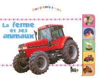 La ferme et ses animaux : mes premiers mots