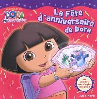 La fête d'anniversaire de Dora