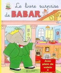 Le livre surprise de Babar