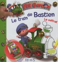 Le train de Bastien : le coffret