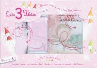 Les 3 fées (fille) : coffret de naissance