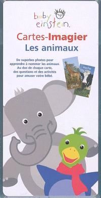Les animaux : cartes-imagier