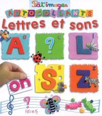 Lettres et sons