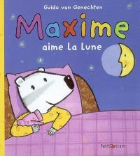 Maxime aime la lune
