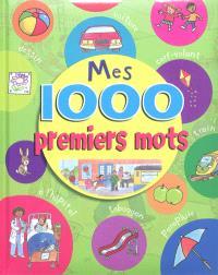 Mes 1.000 premiers mots